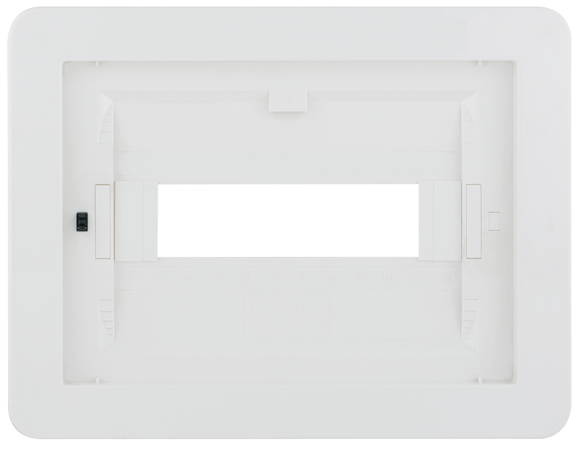Plastic Front Panel without door - without cover