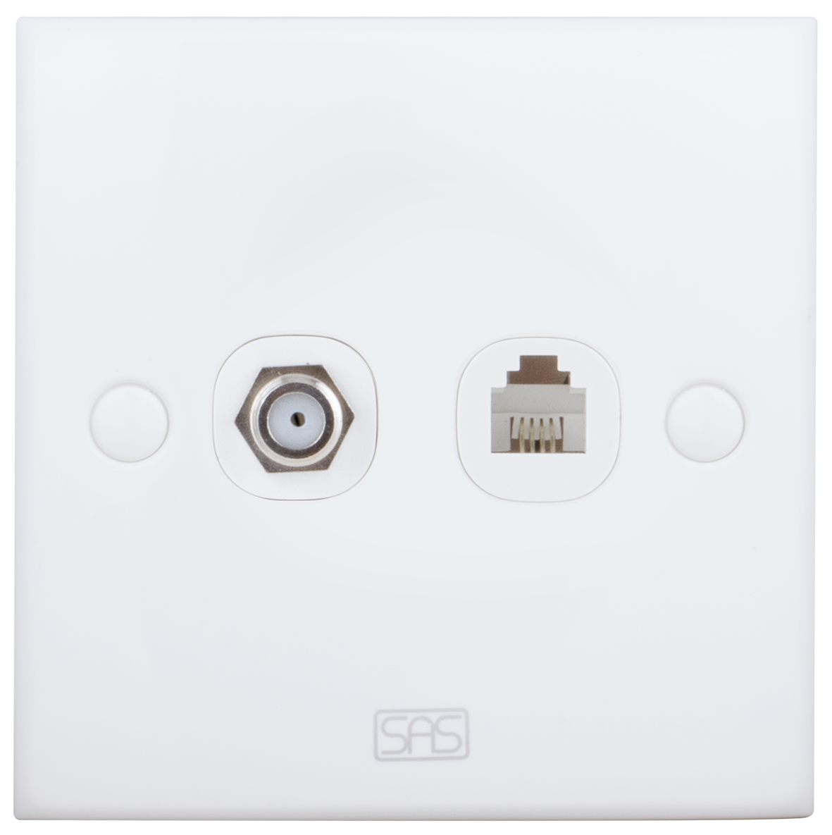 TELEPHONE SOCKET RJ11 4P SATELLITE SOCKET