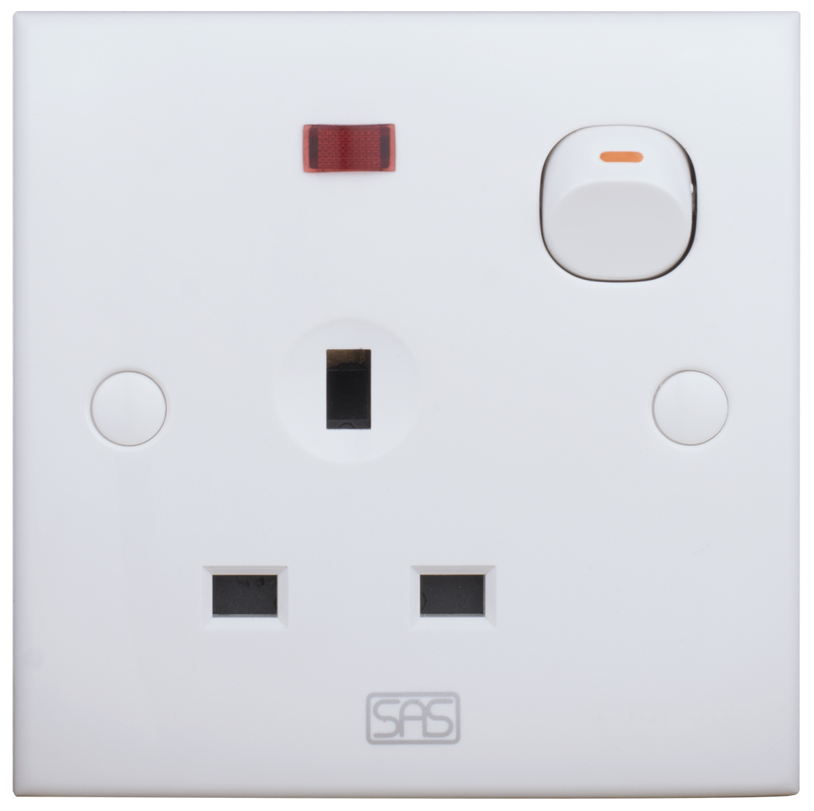 SOCKET BRITISH TYPE WITH SWITCH WITH LAMP