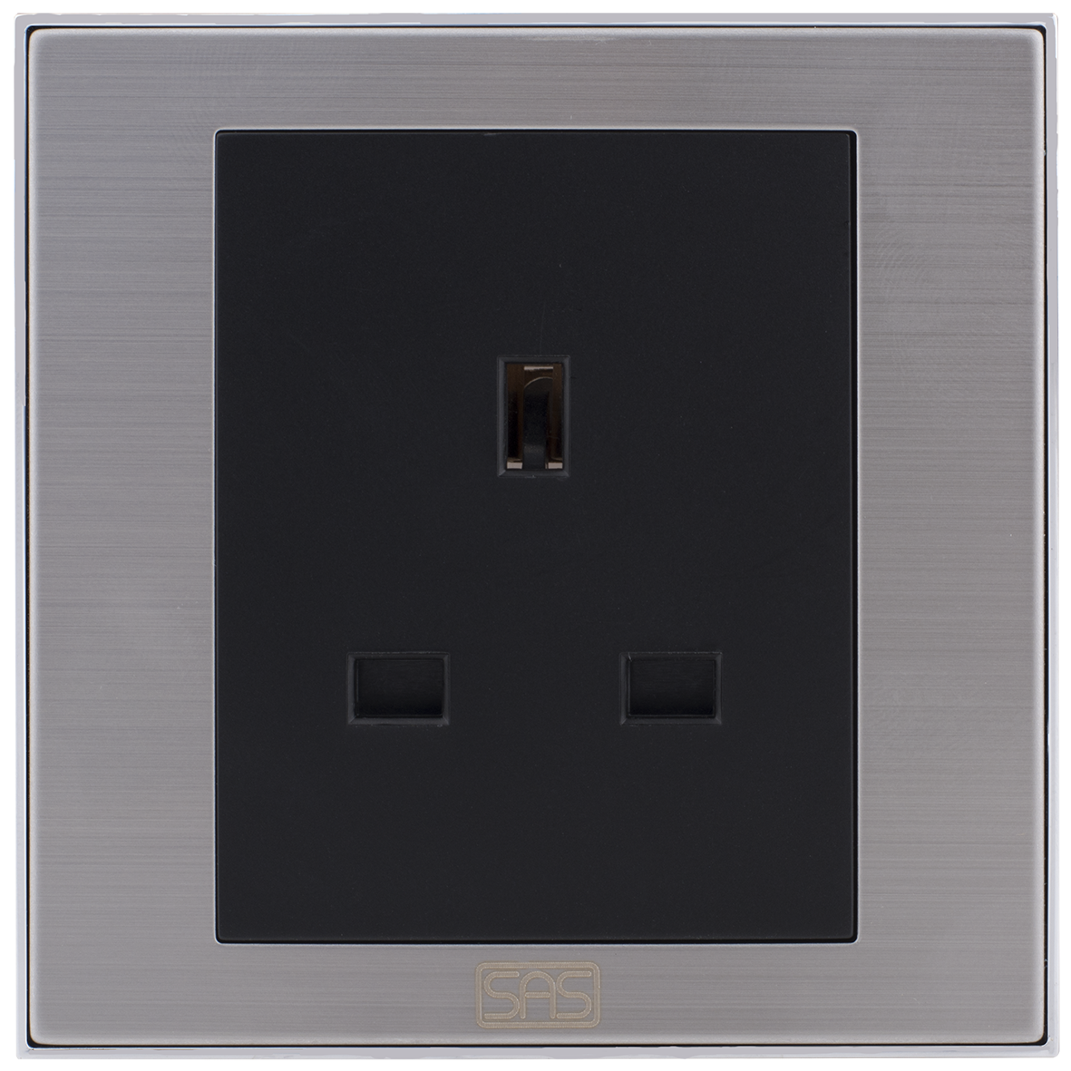 Socket British Type with shutter (7x7 / 13A)