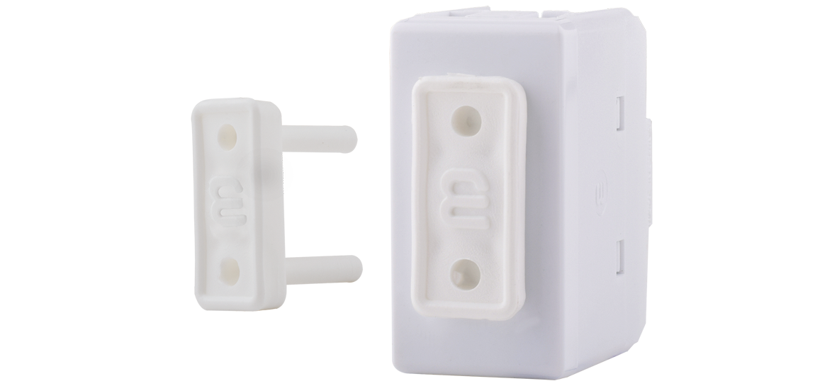 Safety Plug (for socket american type)