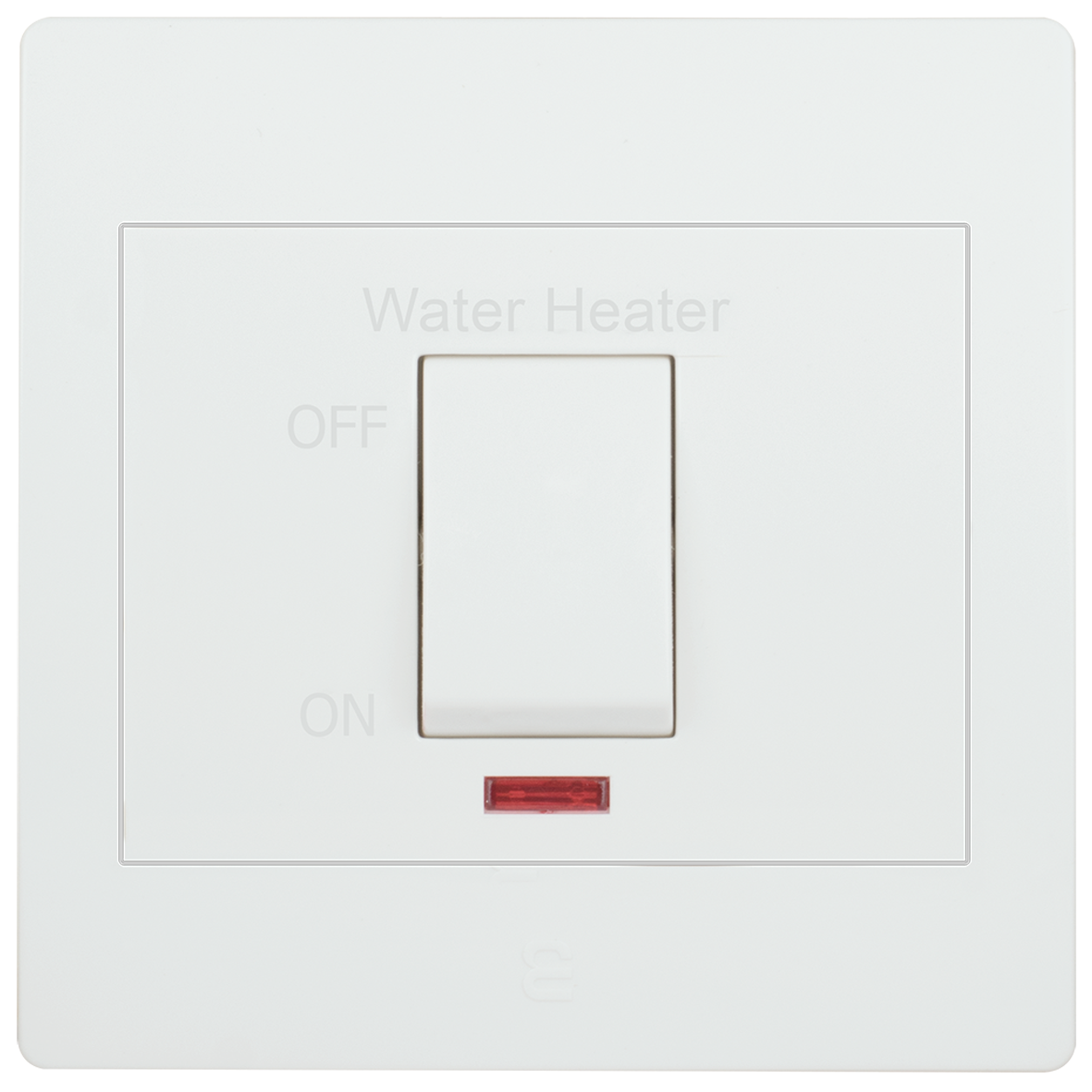 Double Pole Water Heater Switch