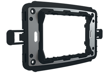 Metal Chassis and Real Material Covers