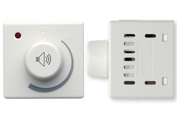 Audio dimmer 5W (ivory)