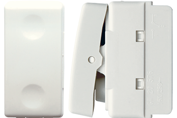 Two way switch 16AX (ivory)